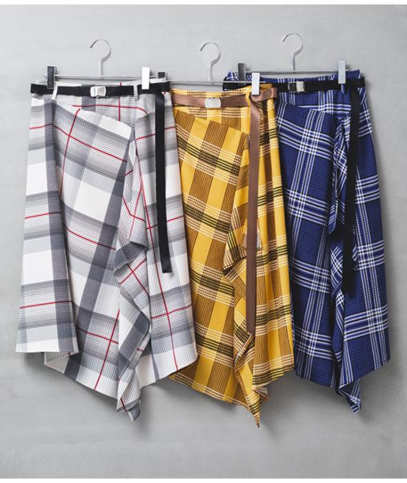わたし定時で帰ります。吉高由里子衣装・ラップスカート