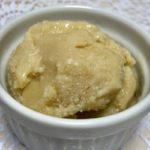 甘酒・豆乳・ココナッツオイルのアイスのレシピ