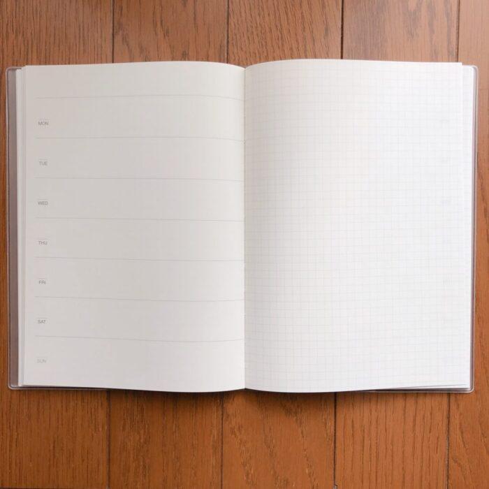 無印良品手帳ウィークリー